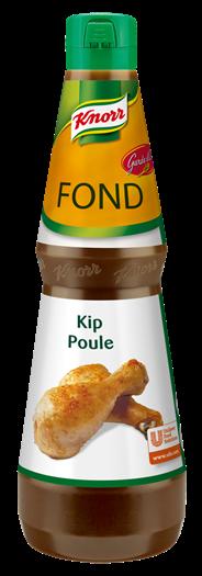 Knorr Garde d'Or Kippenfond 1 liter
