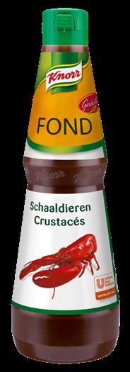 Knorr Garde d'Or Schaaldierenfond 1 liter