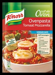 Knorr Uit de oven tomaat-mozzarella 64 gram