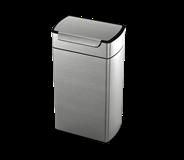Simplehuman Soft touch Prullenbak mat RVS 30 liter