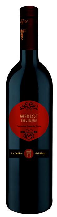 Merlot Delle Venezie 750 ml