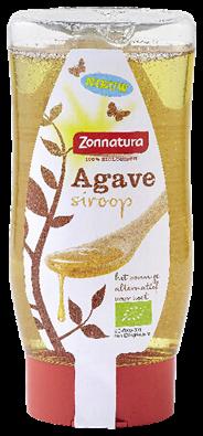 Zonnatura Agavesiroop 250 ml