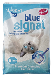 Sivocat Blue signal 8 liter