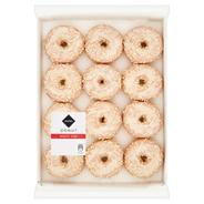 Rioba Witte donut 12 stuks