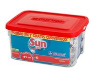 Sun All-in-1 Normaal 200 stuks met gratis curverbox