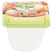One2 Appelmoescups 48 x 100 gram
