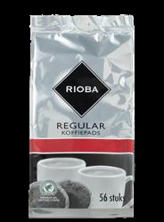Rioba Regular Koffiepads 12 x 56 stuks