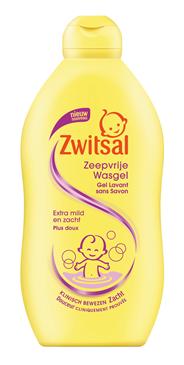Zwitsal Baby Wasgel 500 ml