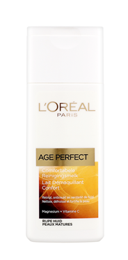 L'Oréal Paris Skin Expert Age Perfect Anti Rimpel - 200 ml - Reinigingsmelk