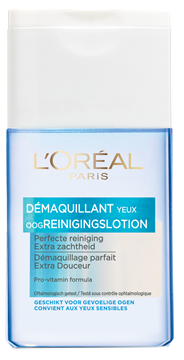 L'Oréal Paris Skin expert Oogmake-up remover 125 ml