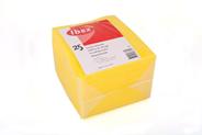 Ibex Huishouddoekjes geel 25 stuks