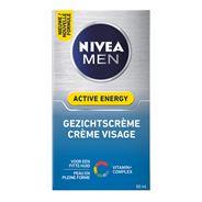 Nivea Men Active Energy Gezichtscrème 50 ml