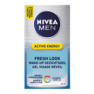 Nivea men Active energy fresh look Face gel 50 ml