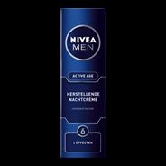 Nivea men Active age Herstellende nachtcrème 50 ml