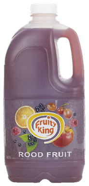 Fruity King Rood fruit 2 liter