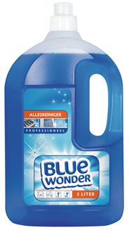 Blue Wonder Professioneel Allesreiniger 3 liter