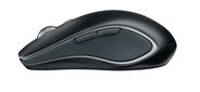 Logitech M560 RF Draadloos Laser Ambidextrous Zwart muis