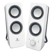 Logitech Z200 2.0 Speakerset wit