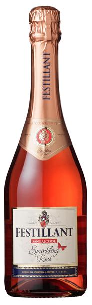 Festillant rose Alcoholvrij 6 x 750 ml