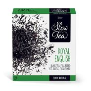 Pickwick Slow Tea Theezakjes Royal English 25x3g