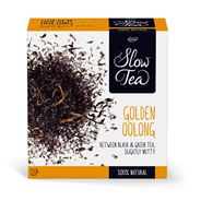 Pickwick Slow Tea Theezakjes Golden Oolong 25x3g