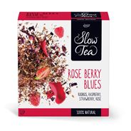 Pickwick Slow Tea Theezakjes Rose Berry Blues 25x2,7g Pc