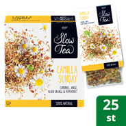 Pickwick Slow Tea Specials Camilla Sunday 25 x 3 gram