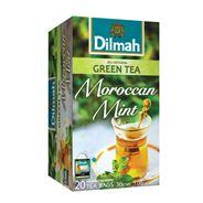Dilmah Groene Maroccan mint thee 20 x 1.5 gram
