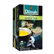 Dilmah Pure groene thee 20 x 1.5 gram