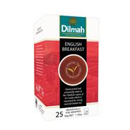 Dilmah English breakfast 25 x 2 gram