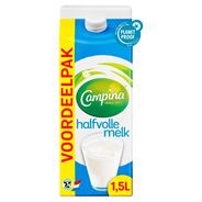 Campina Halfvolle melk 1,5 liter