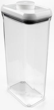 Oxo Good Grips Voorraadbus 'POP' rechthoekig 3,2 liter
