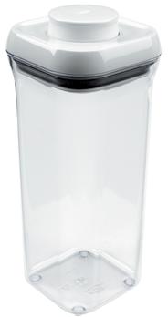 Oxo Good Grips Voorraadbus 'POP' vierkant 1,4 liter