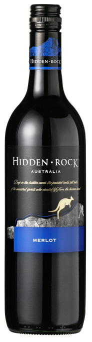 Hidden Rock Merlot 750 ml