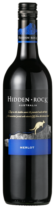 Hidden Rock Merlot 6 x 750 ml