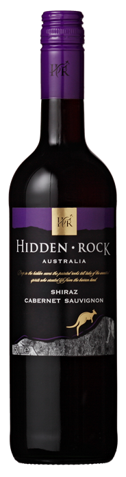 Hidden Rock Shiraz/Cabernet Sauvignon 750 ml