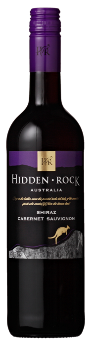 Hidden Rock Shiraz/Cabernet Sauvignon 6 x 750 ml