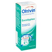 Otrivin Zoutoplossing plus eucalyptus Neusspray 20 ml