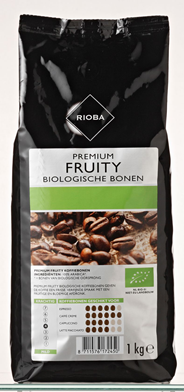 Rioba premium Biologisch Fruity 1 kg