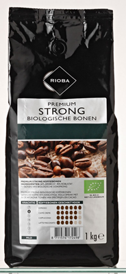 Rioba premium Biologisch STRONG 1 kg
