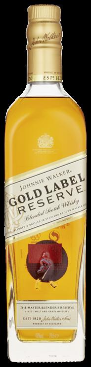 Johnnie Walker Gold label reserve 700 ml