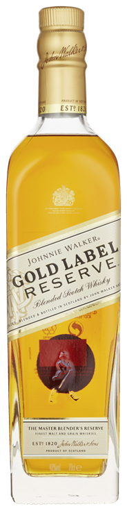 Johnnie Walker Gold label reserve 6 x 700 ml