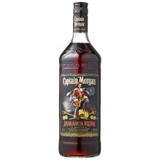 Captain Morgan Black Jamaica 12 x 1 liter