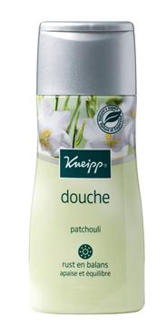 Kneipp Douche rust en balans patchouli 200 ml