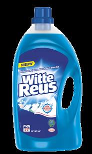 Witte Reus Gel 5.082 liter 77 wasbeurten