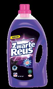 Zwarte Reus Gel 5.082 liter 77 wasbeurten