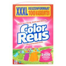 Color Reus Waspoeder Kleur 100 Wasbeurten