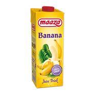 MAAZA JUICE DRINK BANANA 1 L PAK MET PUNT