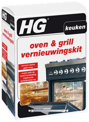 HG Oven & Grill vernieuwingskit 600 ml