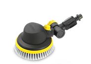 Kärcher 2.643-236.0 Zwart, Geel schoonmaakborstel